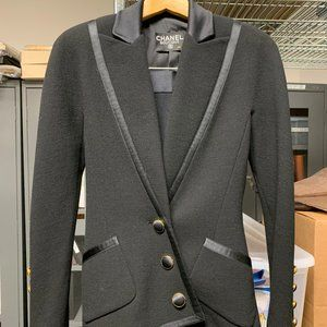 Vintage Chanel Boutique suit, likely custom made